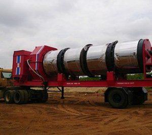 mobile asphalt drum mix plant supplier in iran