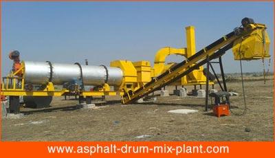asphalt drum mixing plant supplier in sri lanka
