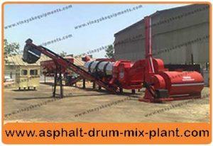 Asphalt Drum Mix Plants exporter USA