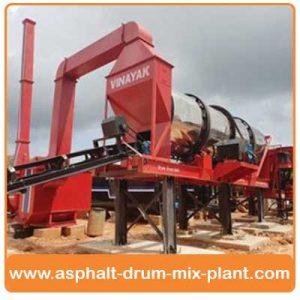 Asphalt Drum Mix Plants Manufacturers