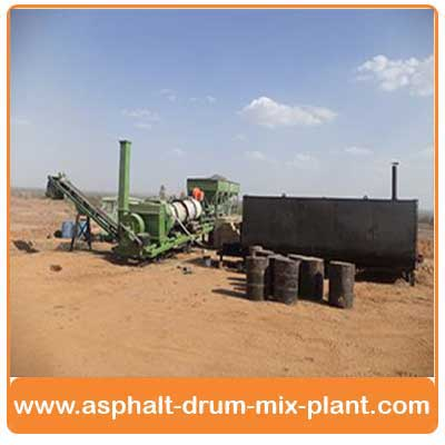 asphalt drum mix plant manufacturer in india