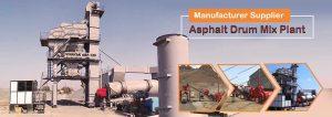 Asphalt Drum Mixing Plant Exporter in India