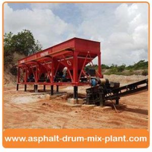 Portable Drum Mix Asphalt Plant Manufacturer india